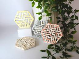 Coasters Summer Colours by Plant